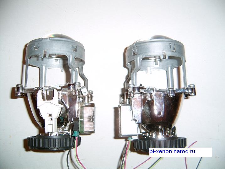 Как сделать шторку на ксеноновую лампу